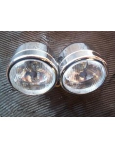 Double optiques chrom�s