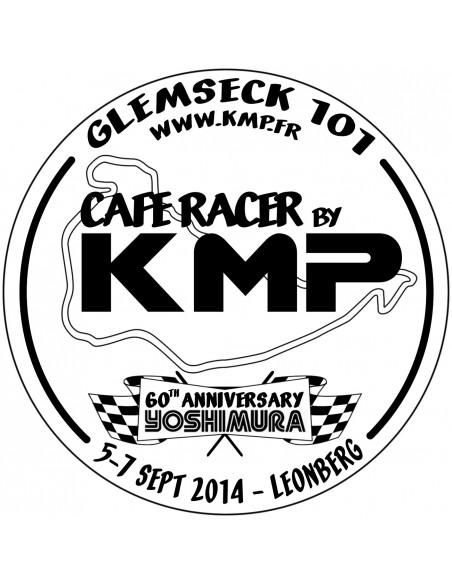 T-shirt Glemseck 2014