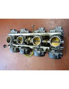 Rampe de carburateurs GSXR 1100 89/90