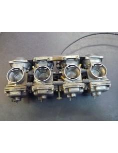 Rampe de carburateurs GSXR 1100 86/88