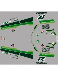Kit stickers GSXR 750 86/87