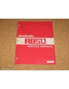 RTM GSX-R 50 1986 - 1988