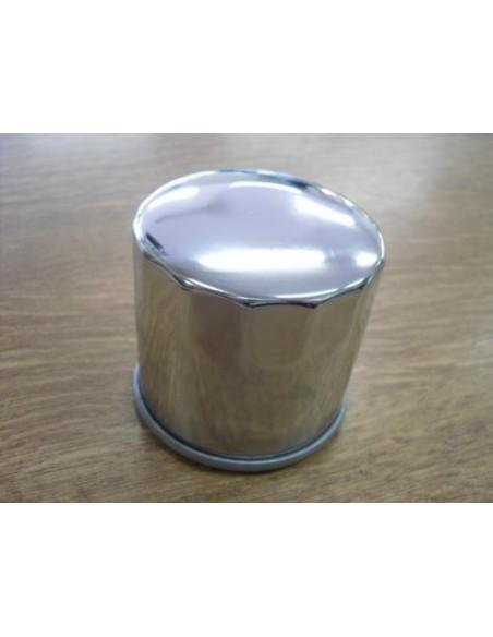 Filtre à huile chromé GSXR