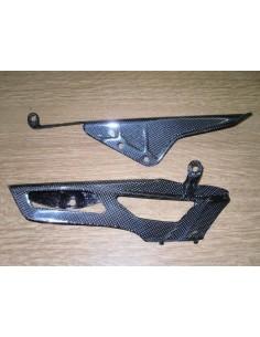 Cache chaine carbone GSX-R 1000 2005