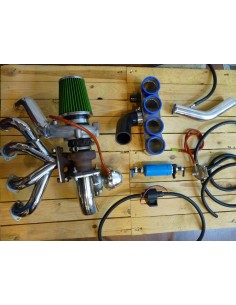 Kit Turbo GSXR 1100 ou Bandit