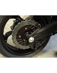 Cache axe de roue arrière Vmax 1700