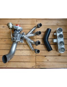 Kit turbo GSXR 750/1100