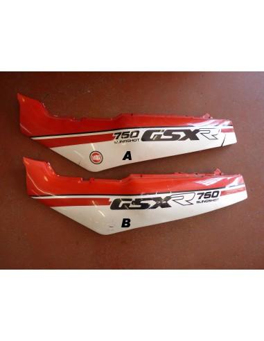 Flancs arrières GSXR 750/88