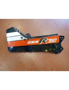Flanc arrière droit GSXR 750 85/86