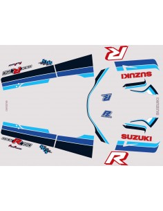 Kit stickers GSXR 750 86/87