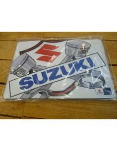 Tapis de souris Suzuki