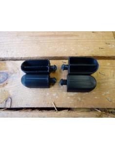 Tétons de carénage arrières GSXR 750/1100