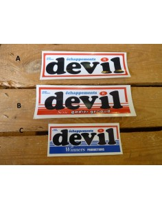 Sticker Devil