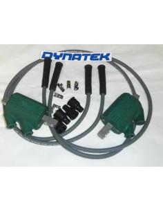 Bobines allumage Dyna + câbles Yamaha