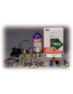Kit Nitrous NOS carburateur 4 cylindres Yamaha