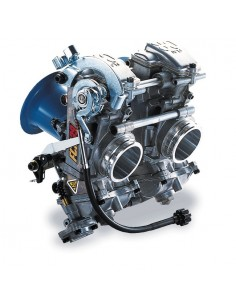 Carburateur double Keihin FCR Triumph