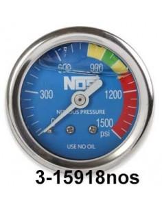 Manomètre contrôle pression pour bouteille Nitrous NX Express