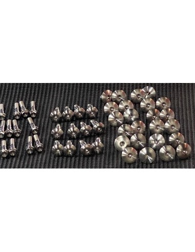 Kit visserie titane GSXR 750/1100