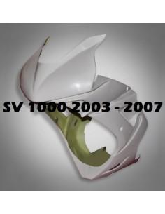 Carenage poly piste GSXR 1000 17/19