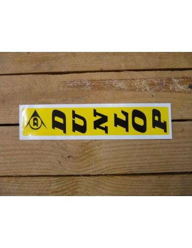 Sticker Dunlop