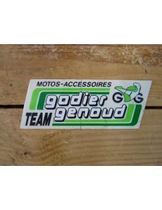 Sticker Godier Genoud