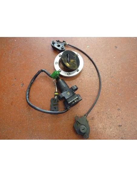 Kit serrure GSXR 750/1100 88/92