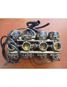 Rampe de carburateurs GSXR 750/91