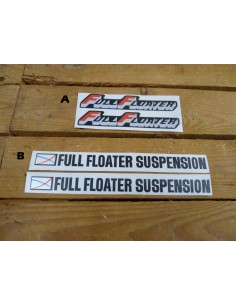 Kit stickers GSXR 750 85/86