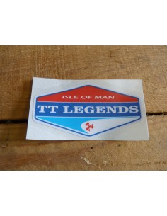 Sticker TT Legends