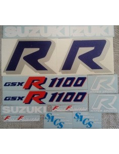 Kit stickers GSXR 1100 89/90